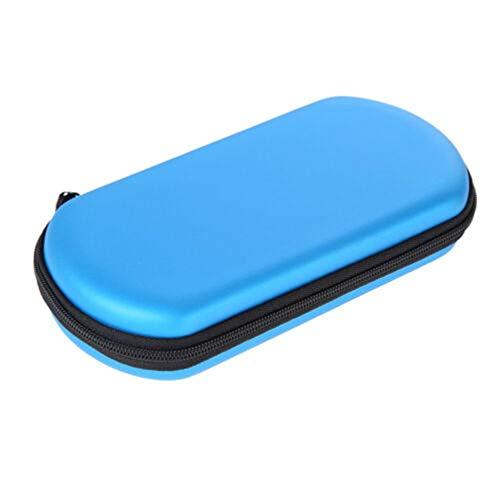 Turbobm EVA Anti-Shock Hard Case Bag para PSV 1000 Gamepad Case para PSVita 2000 Slim Console PS Vita Carry Bag
