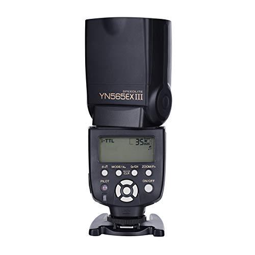 YONGNUO YN565EXIII E-TTLlite - Flash para cámaras réflex Digitales Canon
