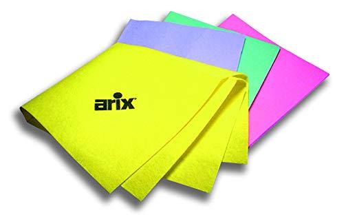 Arix Professional, Spectro 40 Morbido e Resistente Panno Multiuso Azzurro 10pz