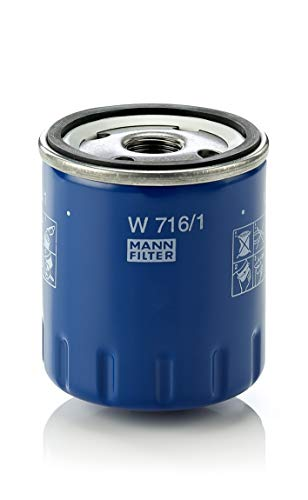 Original MANN-FILTER Ölfilter W 716/1 – Für PKW