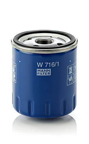 MANN Ölfilter für den Ölwechsel am Citroen C4 Typ N