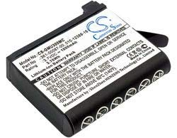 Replacement For Garmin Virb Ultra 30 Battery By Technical Precision