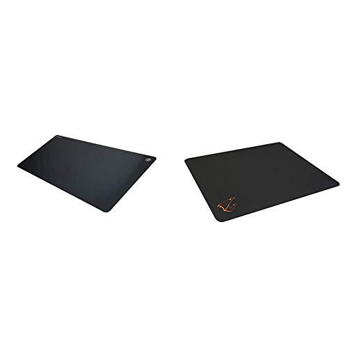 MadCatz G.L.I.D.E. 38 Gaming Surface und Gigabyte GP-AMP500 Maus Pad GBT Mehrfarbig
