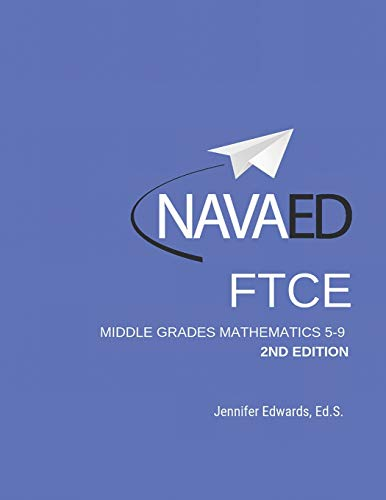 FTCE Middle Grades Mathematics 5-9 2nd Edition