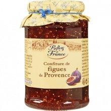 2 Gläser Feigenmarmelade aus der Provence - Confitures de figues de Provence