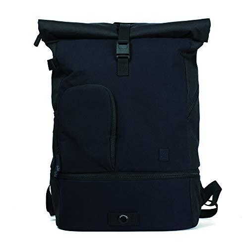 Crumpler Kingpin Camera Half Backpack KPCHBP-001 Foto Tasche Rucksack für SLR Kamera mit Laptop Fach schwarz