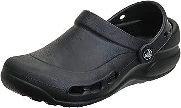 Crocs Unisex Specialist Vent Clog, Black, 5 M US Mens / 7 M US Womens
