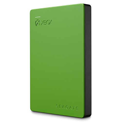 HD externo Seagate Game Drive 2TB - Xbox - STEA2000403