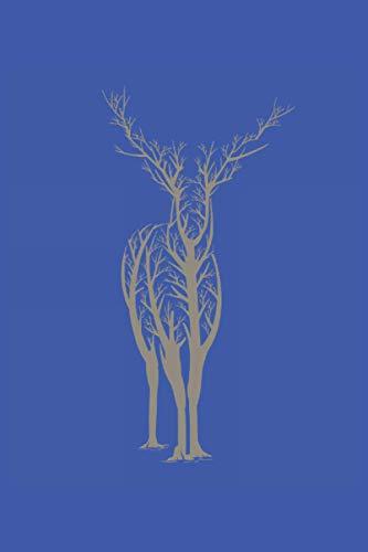 Deer Hunter Peace Geschenkidee: Notebook