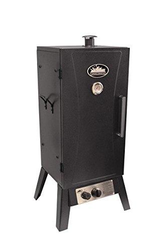 Smokehouse 9933-000-SILV Standard Propane Smoker