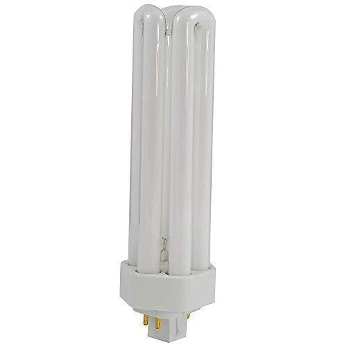 GE 97636 - F42TBX/841/A/ECO - 42 Watt Triple-Tube Compact Fluorescent Light Bulb, 4100K