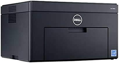 Dell (C1760NW) Color Laser Printer Max Resolution (B&W) 600 dpi and (Color) 600 dpi Plain Paper Print