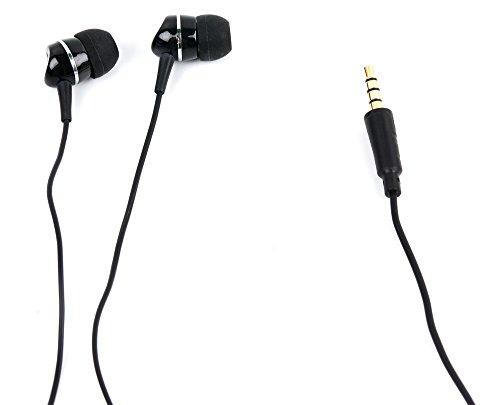 DURAGADGET Auriculares para Smartphone HOMTOM HT17 Pro - 4G | Ulefone U007 Pro | Wolder WIAM #65 | Onix S506 Smartphone Libre | Mykronoz Zecircle | MyWiGo Uno | MWG 549 Pro - ¡Elegantes