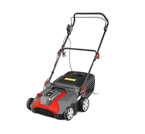 Cobra SA40E 40cm (16in) Electric Powered Scarifier, 1800w Powerful Motor, supplied with Aerator cartridge