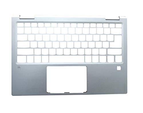 HuiHan Repuesto para Lenovo Yoga 720-13 720-13ISK 720-13IKB Series - Reposamanos para teclado de la serie 720-13IKB, color plateado
