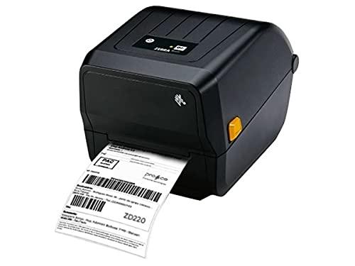 Impressora de Código de Barras Zebra ZD220 Nova GC420t