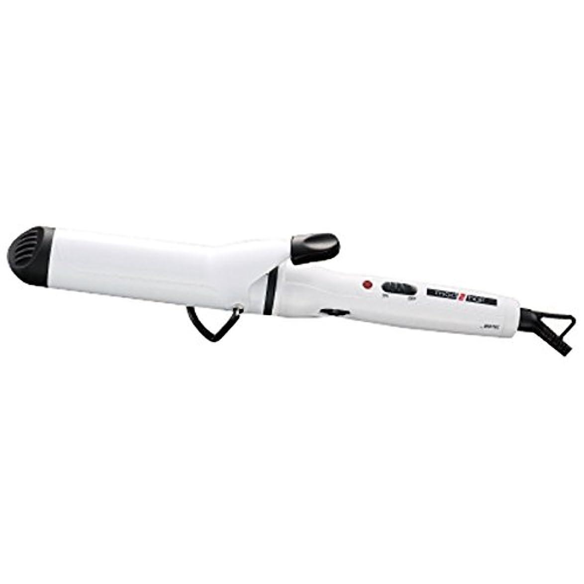 十一小競り合い軽MHI-3843-W カーリングアイロン38mm