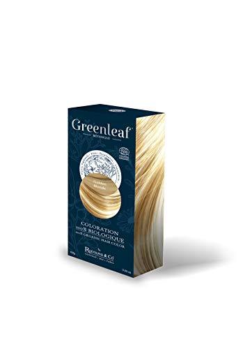 Greenleaf Coloration 100% Biologique 100 g - Golden Blonde