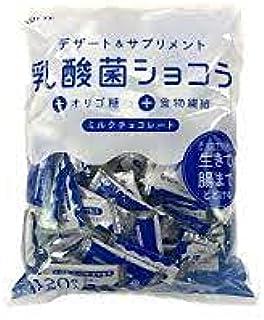 LOTTE ロッテ 乳酸菌ショコラ ミルクチョコレート 120枚 480g