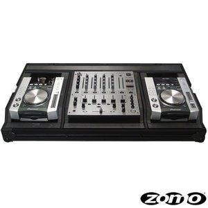 Zomo Flightcase Set 200 NSE für 2X Pioneer CDJ-200 + 1x Pioneer DJM-800