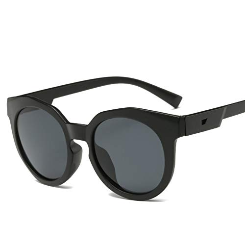 Taiyangcheng Kinderzonnebril zwart kinder-anti-uv-zonnebril voor baby's