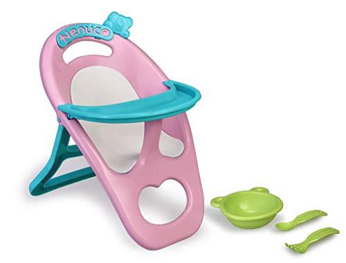 Nenuco de Famosa- Accesorio Trona para muñecos bebé niñas