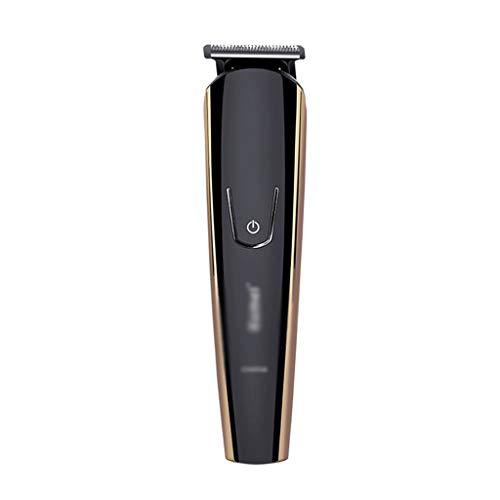 YFQHDD Recortador de precisión Pelo cortadora de Cabello máquina de Afeitar Cuerpo Groomer Barba rastrojo Trimer afeita la Cara Cabeza de la máquina del Ajuste de 8 en 1 de los Hombres