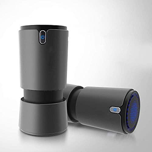 LIXHZJ Car Air Purifier Filter Portable USB Design Cigarette Smoke Air Purifier for Car*Product No.:WW-404