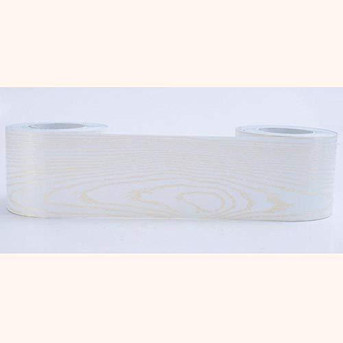 Papel pintado impermeable con diseño de sándalo, autoadhesivo, extraíble, para cocina, baño, salón, azulejos, 15 x 500 cm