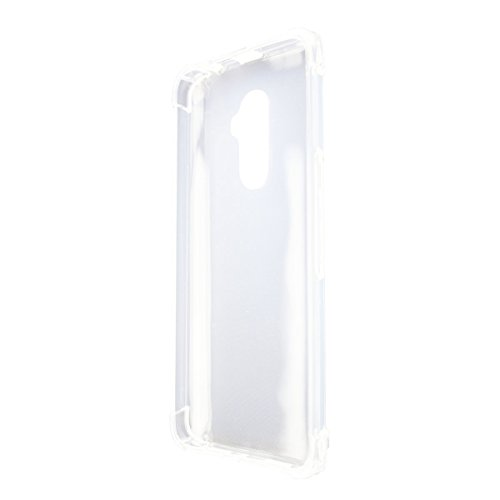 Coque pour Ulefone S8 / S8 Pro, TPU-Housse Étui de Protection Antichoc pour Smartphone (Coque de Coloris Transparent)