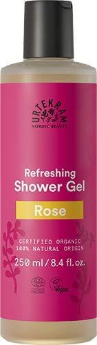 Urtekram Rose Duschgel Bio, reine Verwöhnung, 250 ml