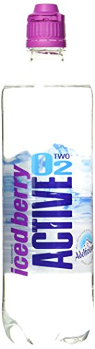 Active O2 Iced Berry, 8er Pack, Einweg (8 x 750 ml)