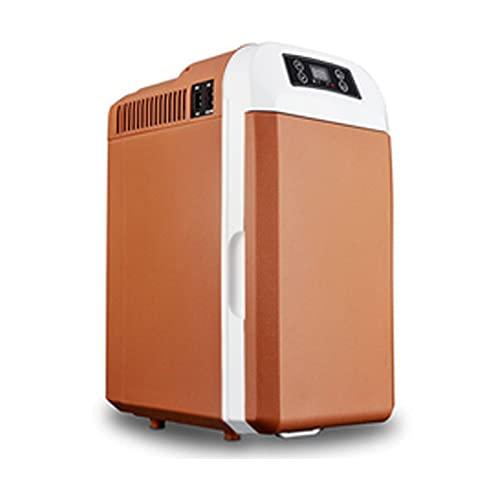 YAHAO Nevera de Coche, Refrigerador para Automóvil, Camión para El Hogar, Disponible con Tres Pequeñas Mini Incubadoras de Calefacción Refrigeradas y Refrigeradas,8L