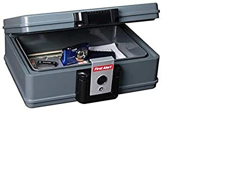 Dokumentenbox 4,9 l - feuerfest und wasserdicht - Quality Line feuerfeste Dokumentenkassette