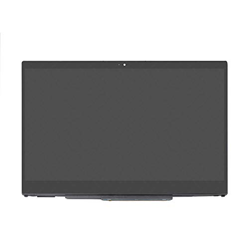 FTDLCD® 15,6 Zoll Full HD IPS LED LCD Touchscreen Digitizer Display Assembly für HP Pavilion X360 15-cr0001ng 15-cr0004ng 15-cr0220ng 15-cr0305ng 15-cr0306ng