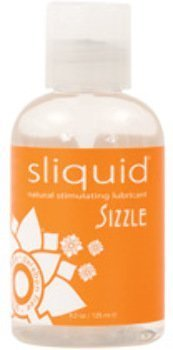 Sliquid Sizzle Warming Intimate Lubricant 4.2 fl. oz. by Sliquid