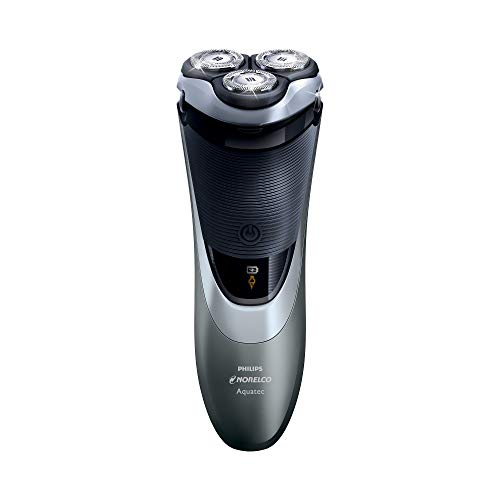 Philips Norelco AT830/41 Shaver 4500, Rechargeable Wet/Dry Electric...
