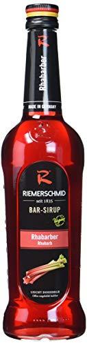 Riemerschmid Bar-Sirup Rhabarber (1 x 0.7 l)