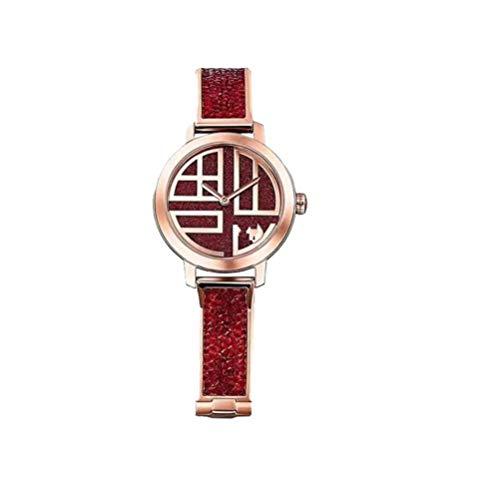 NICERIO Moda Mujer Reloj Accesorios de Muñeca Reloj Muñeca Decoración Muñeca Año...
