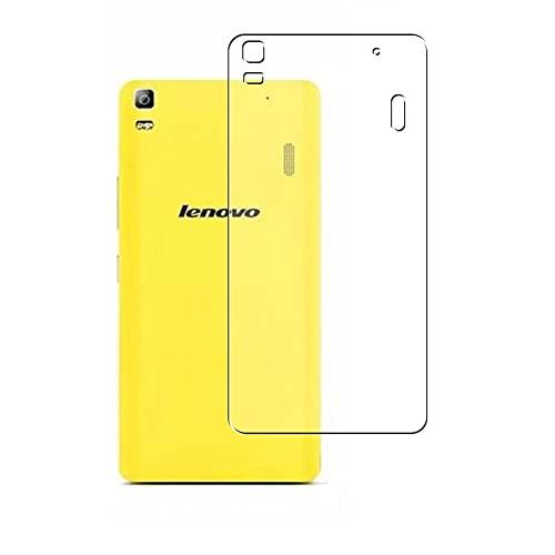 VacFun 2 Piezas Protector de pantalla Posterior, compatible con Lenovo K3 Note K50 (K50-T5), Película de Trasera de TPU Skin Piel