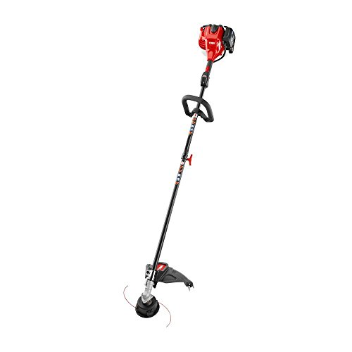 Lowest Prices! 2-Cycle 25.4 cc Attachment Capable Straight Shaft Gas String Trimmer