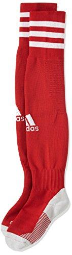 adidas Unisex Erwachsene Adi 18 Socks, Power Red/White, 43-45