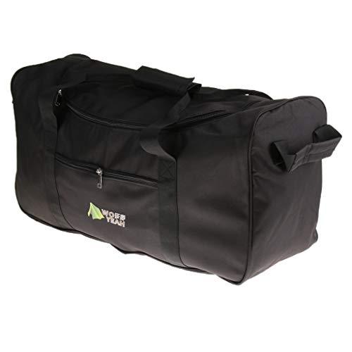 Heavy Duty Cargo Duffel Large Sport Camp Fishing Gear Equipment Travel Bag Rooftop for Men Women 140L