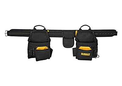 DEWALT DG5640 Deluxe Carpenter's Combo Apron, 16 Pocket by Dewalt