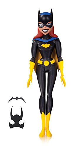 DC Comics Figurine Batman Animated Series Batgirl (Pleine Couleur)