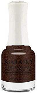 Kiara Sky Nail Lacquer - 457 Frosted Pomegranate