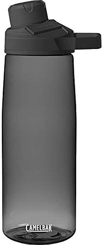 CamelBak Chute Mag Water Bottle BPA Free Water Bottle Magnetic Handle Ergonomic Spout Wide Mouth Opening Water Bottle Easy To Carry Handle 0 4 To 1 5 Liters