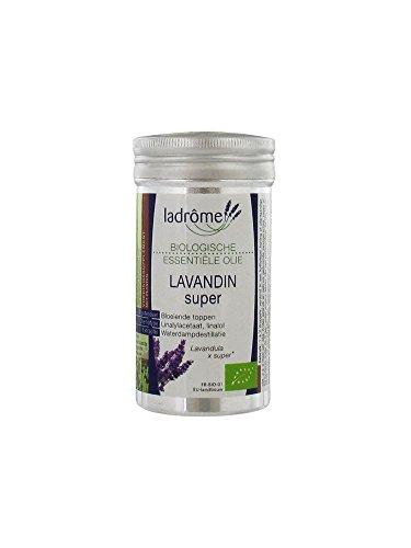 Ladrôme - Lavandin Super Bio (Lavandula super) - Huile essentielle