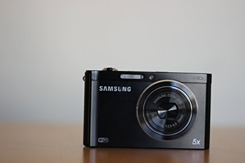 Samsung DV300F Dual View Smart Camera - Black...