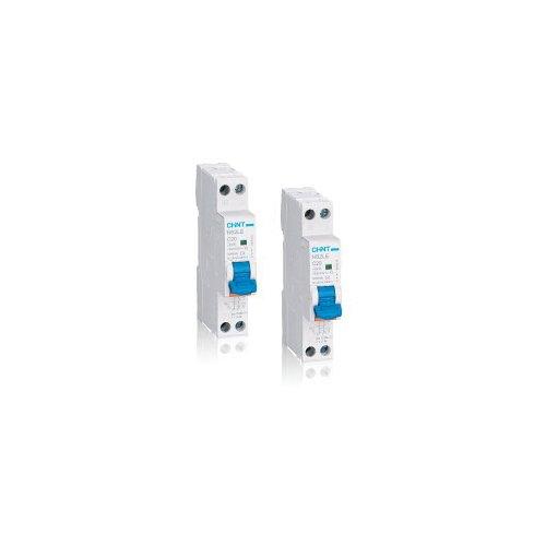 Chint NB2LE-C20 Serien Fehlerstromschutzschalter, 20 A, C-Curve, 1P+N, AC Typ